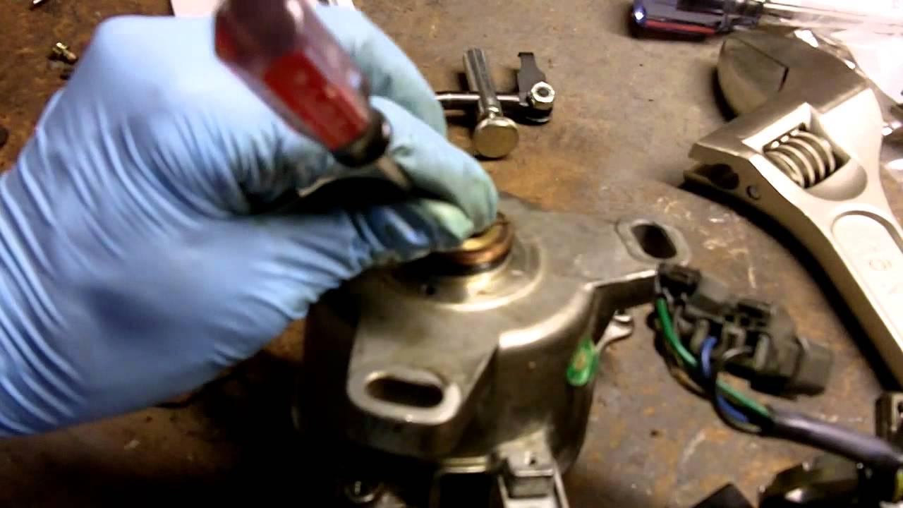 honda distributor oil seal replacement [ 1280 x 720 Pixel ]