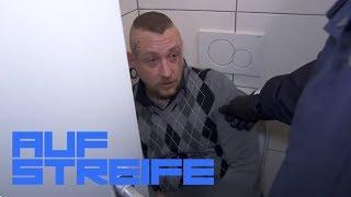 Auf der Toilette eingepennt? - Was ist im Büro passiert? | Auf Streife | SAT.1 TV