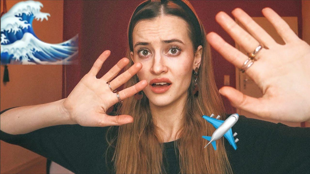 Страх глубины. Страх полётов