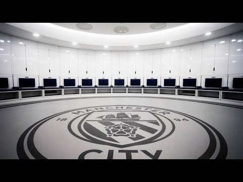 Premier League Dressing Rooms