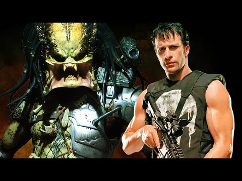 The Predator's Plot Explained By Thomas Jane  Up At Noon Live!