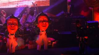 """Oompa Augustus"" Primus@Tower Theatre Upper Darby, PA 10/22/14"