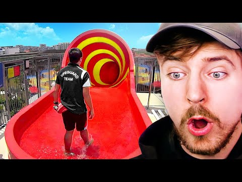 Most Insane Water Parks!