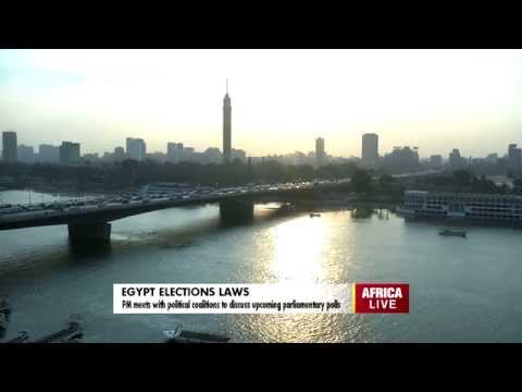 Egypt Election Laws Debate
