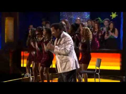 Special Christmas Performance - Jerry Lawson & The SO Stars -