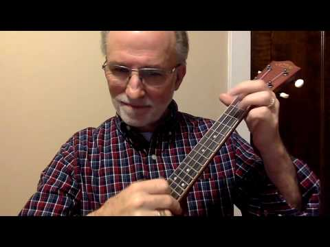 How To Play The Banjolele and Two Fingerpicking