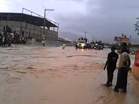 Tabarre 23 Mai Flash Flood