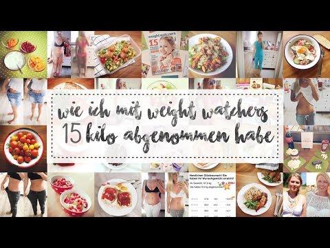 Wie ich mit Weight Watchers 15 Kilo abgenommen habe! | Fashon Kitchen