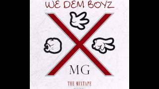 #RPSMG - We Dem Boyz [Remix] (feat. Black Knight, Mission, JG, X-Ellentz, K.Agee)