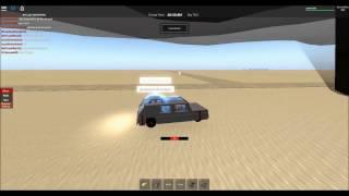 ROBLOX Storm Chasers - CRAZY HAIL + Desert Twins! (3)