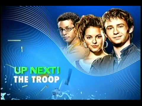 Nicktoons (U.S.) - Up Next! The Troop (2012)