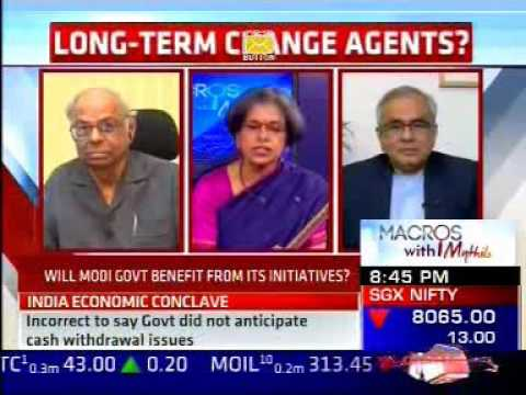 ET Now - Modi Govt's Hits and Misses in the Economic Arena (featuring Rajiv Kumar)