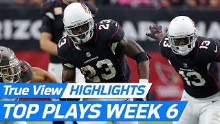 Top 5 freeD Plays Week 6 | NFL Highlights