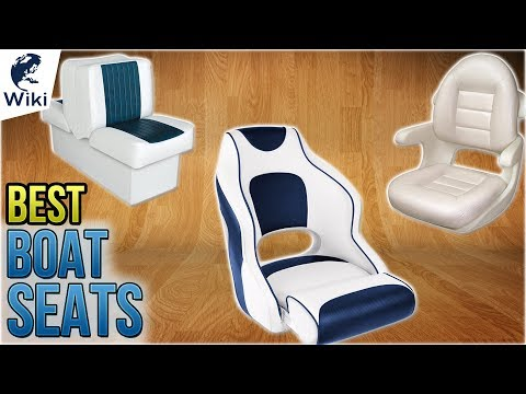 10 Best Boat Seats 2018