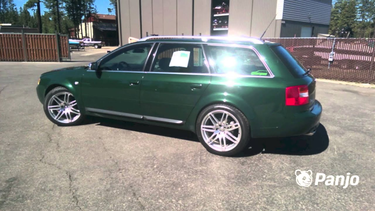 2002 Audi S6 Avant For Sale Audizine Youtube