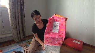 Распаковываем посылку из Китая. Юля рассказывает в чем женское счастье.