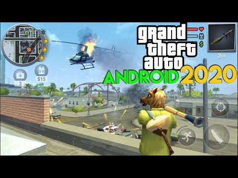 BARU ! Adiknya GTA 5 Android Nih ! - 동영상