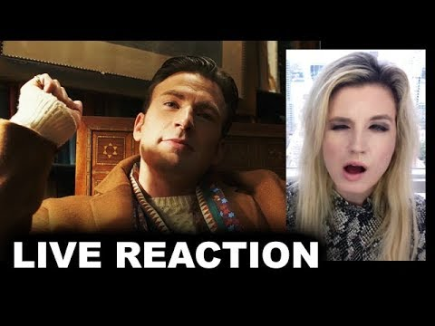 Knives Out Trailer REACTION