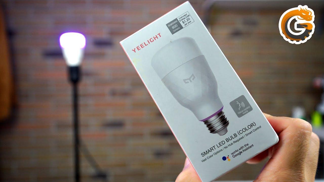 Praxis Led Lampen : Was kann die xiaomi yeelight in der praxis smart home für
