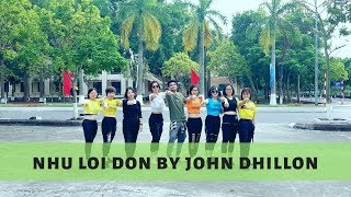 NHU LOI DON  By Bao Anh | ZUMBA | VIETNAM | INDIA | BY JOHN DHILLON