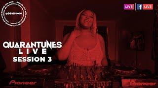 #Quarantunes : Session 3 DBN GOGO Amapiano Mix
