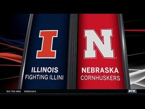 Illinois at Nebraska - Men