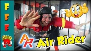 We Tried 🔥 AIR RIDER @ 1 Utama 🔥 WOW