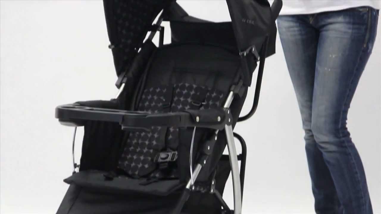 JJ Cole Monroe Stroller - Lightweight style for on-the-go ...