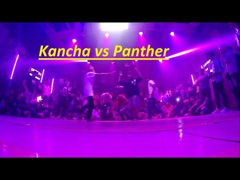 Bboy Kancha vs Bboy Panther | Top 8 | Hip Hop  Collective 2017