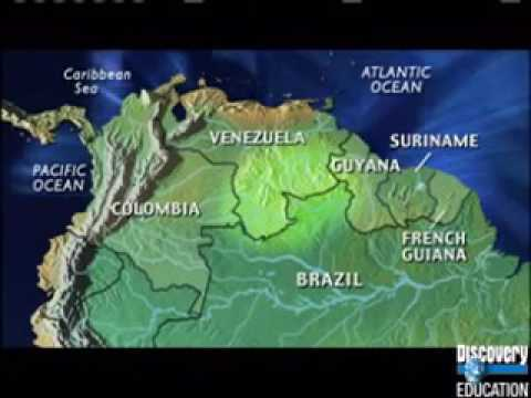 World Geography   South America