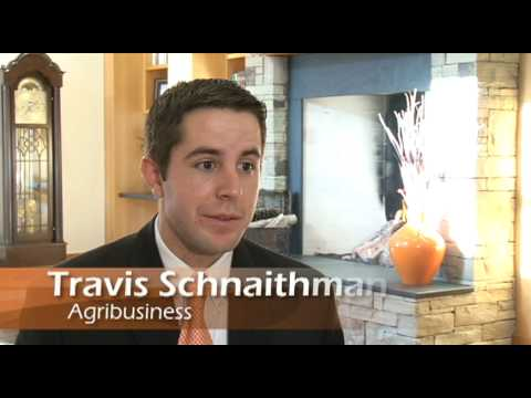 Outstanding Seniors 2010 - Travis Schnaithman