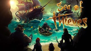 Sea of Thieves - XBox One X Beta - Insider - First Play - This game is so much fun!
