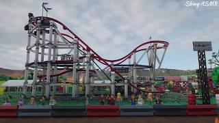 놀이공원 소리, 백색 소음, ASMR / Amusement park sounds
