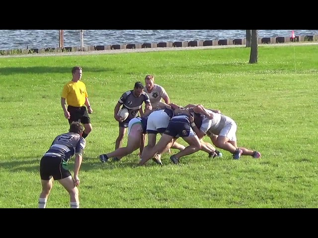 Milwaukee RFC 33 - 0 Heathens