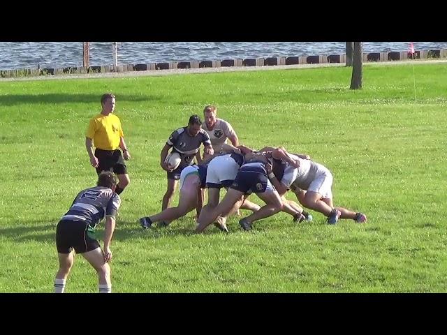 Milwaukee RFC 33 - 0 Heathens