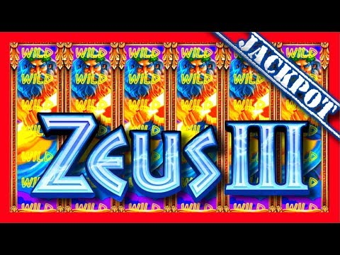 Video Zeus 111 free online slot games