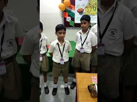 Activity for International School Award: Treasure Hunt (4 'B') - IV