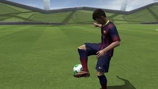Fifa 14 All Skills Tutorial Thumbnail