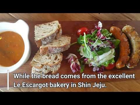 Kairos Organic Cafe: Tasty brunch restaurant in the hills of Aewol
