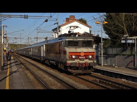 "Locomotives BB 15000 ""TEE Grand Confort"""