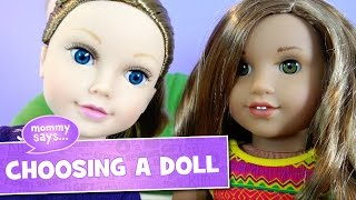 """Best 18"""" Doll to Get for Your Child -  Mommy Says"""