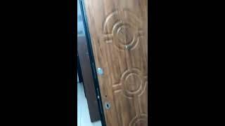 видео Двойные металлические входные двери: обзор и характеристики.