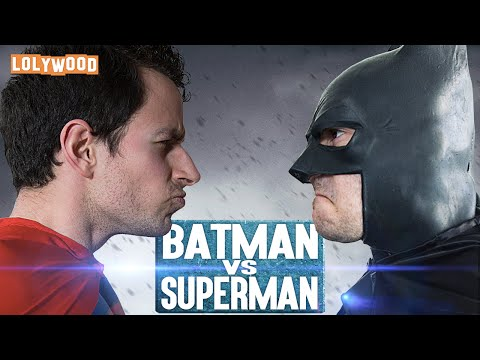 Batman VS Superman thumbnail