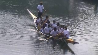 Boat Race on the Ichhamati River in Bongaon