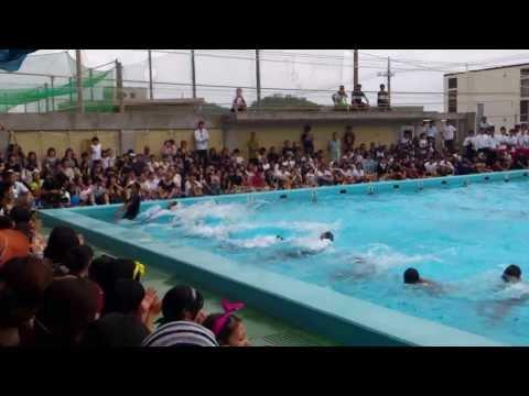 南風原高校 学園祭 ウォータボーイズ&ガールズ