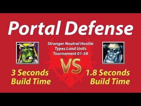 (Portal Defense-T01-58) Stormreaver Warlock (3SBT) vs Skeletal Orc Champion (1.8SBT) 1080p