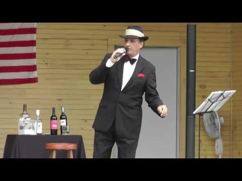 John Monforto - Sinatra part one  7-13-17