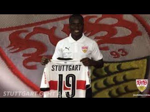 Chadrac Akolo Neuzugang VfB Stuttgart goals&skills