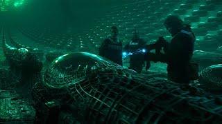 """Загадочные сцены фильма """"Аванпост"""": масштабная перестрелка и столкновение с неземным"""