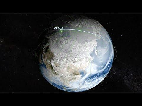 ICESat-2 orbit